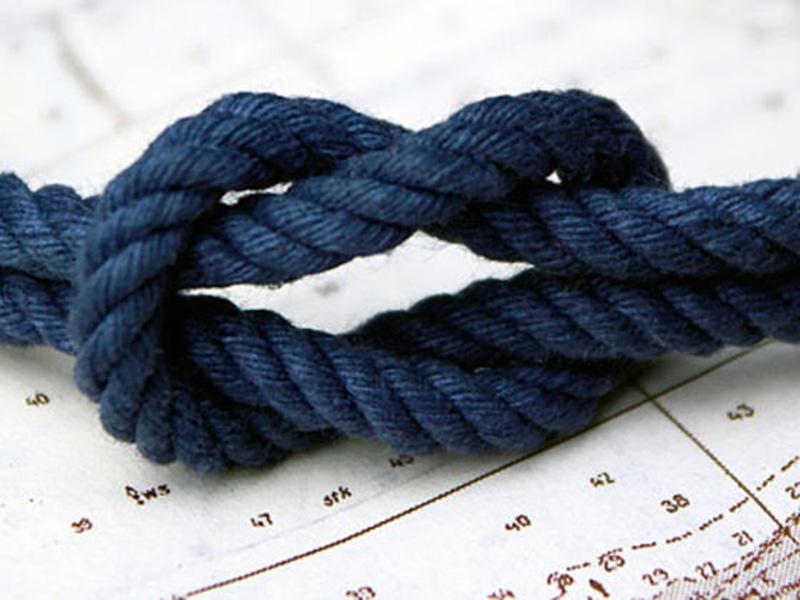 Мастер класс морской узел