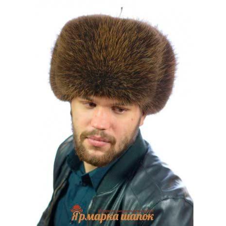 бобровая шапка