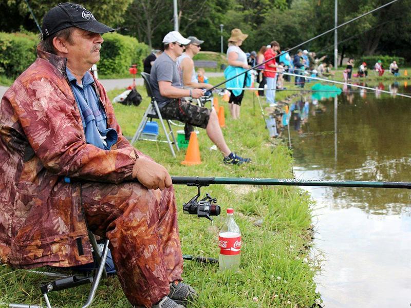 рыбацкие конкурсы на соревнованиях