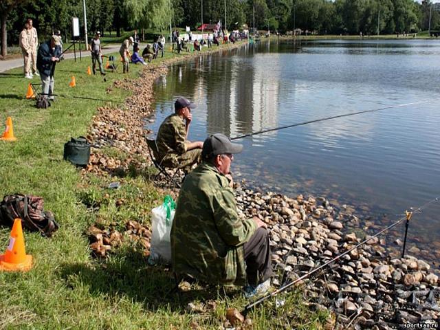 ловить рыбу на дмитровском шоссе